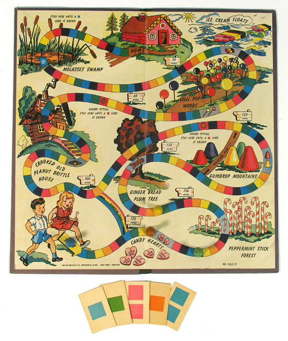1949 Original Candyland