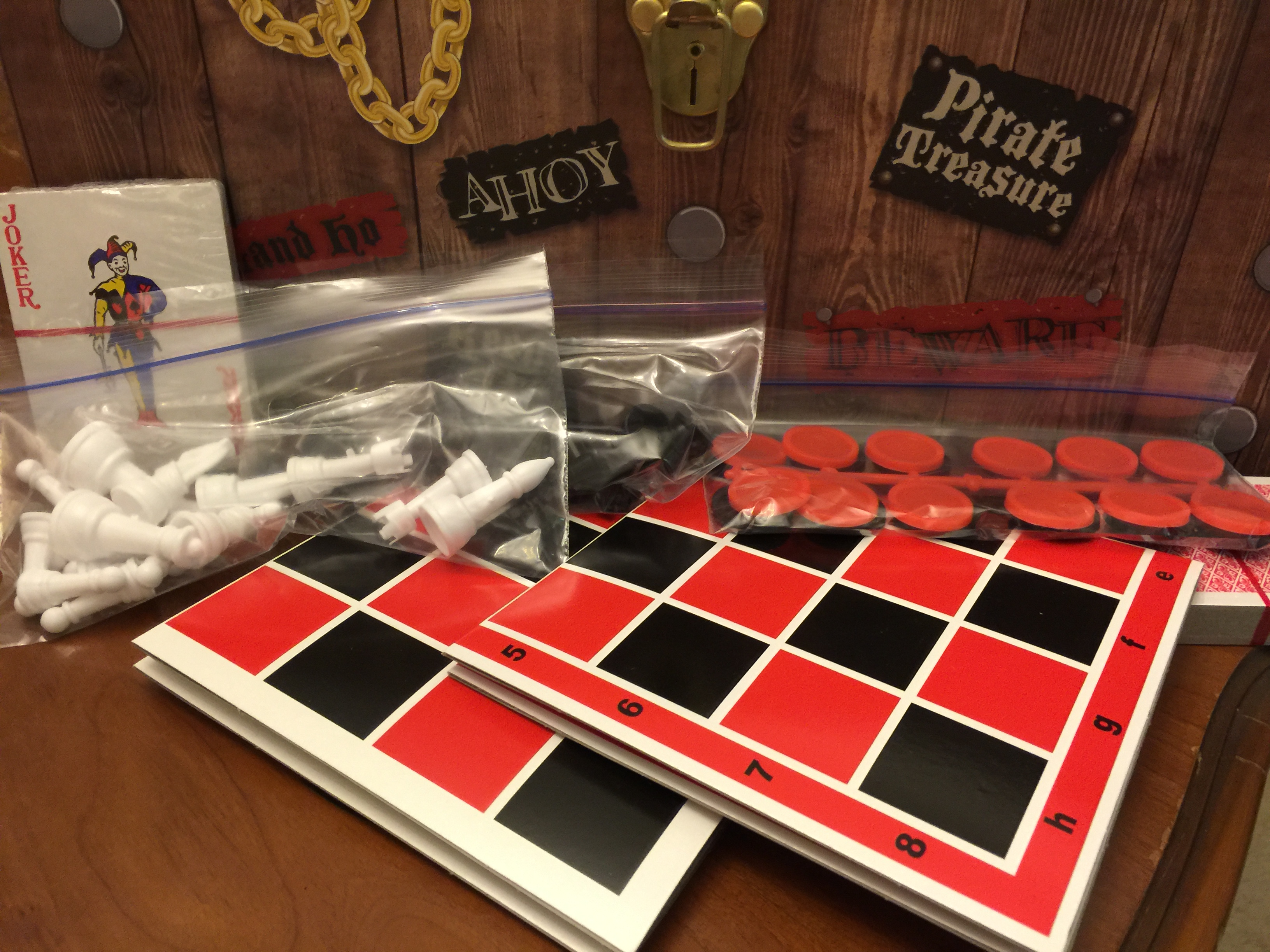 Game Design Kit: Classic Game Pieces